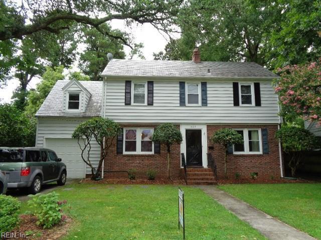 207 Carlisle Way, Norfolk, VA 23505 (#10209333) :: Berkshire Hathaway HomeServices Towne Realty