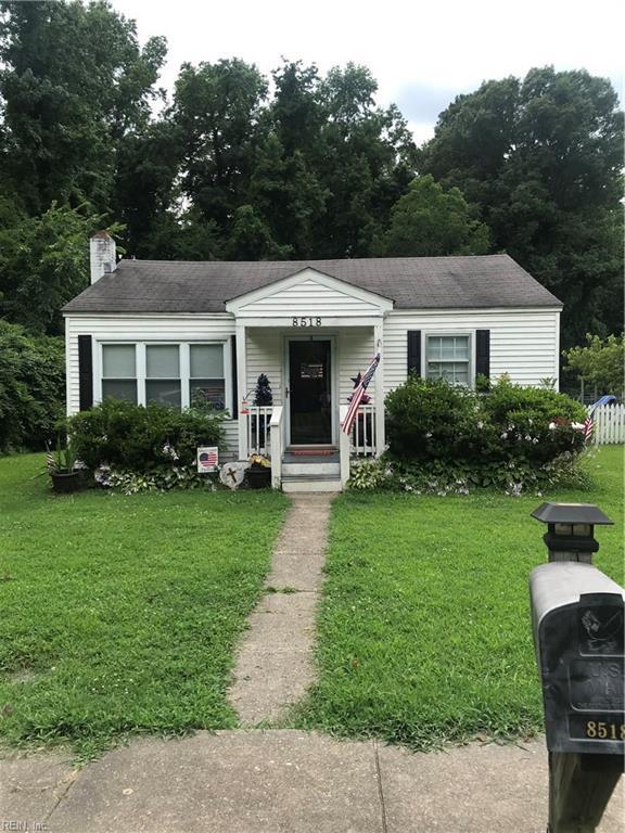 8518 Rawls Dr, Southampton County, VA 23866 (#10209580) :: Atkinson Realty