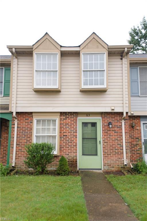 63 Lucinda Ct, Hampton, VA 23666 (MLS #10209750) :: AtCoastal Realty