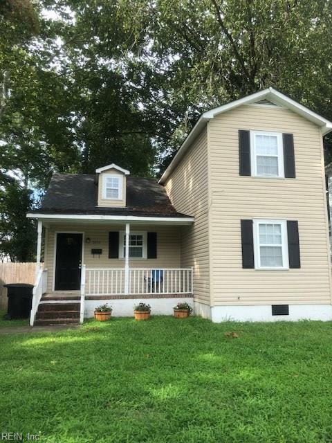 2030 North St, Portsmouth, VA 23703 (MLS #10209831) :: Chantel Ray Real Estate