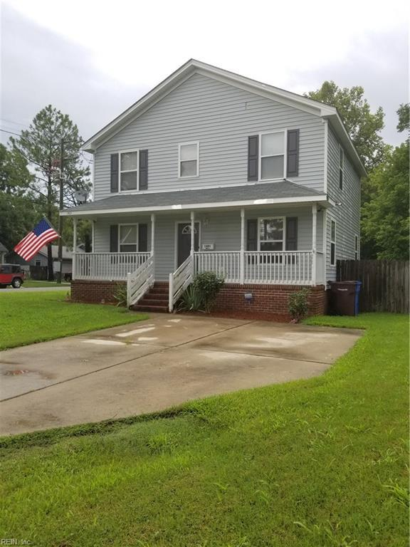 1401 Hull St, Chesapeake, VA 23324 (MLS #10209967) :: Chantel Ray Real Estate