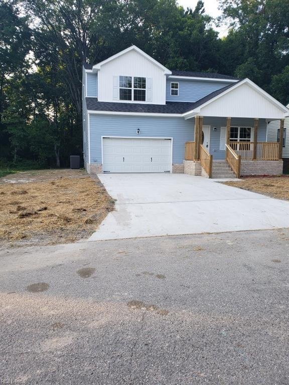 44 Franktown Rd, Hampton, VA 23663 (MLS #10210013) :: Chantel Ray Real Estate