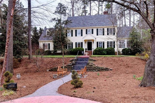 3 Whitby Ct, Williamsburg, VA 23185 (#10210029) :: RE/MAX Central Realty