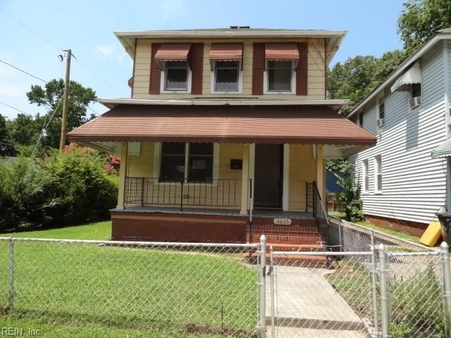 3605 Killam Ave, Norfolk, VA 23508 (#10210031) :: Austin James Real Estate