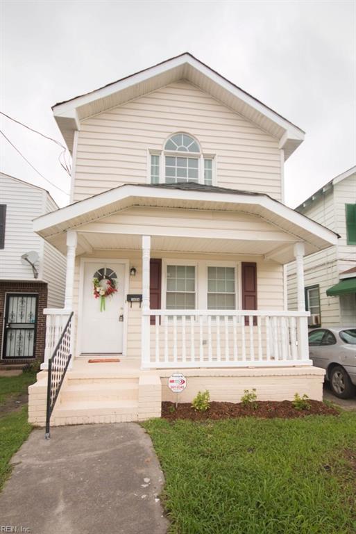 1404 Saint Julian Ave, Norfolk, VA 23504 (MLS #10210162) :: Chantel Ray Real Estate