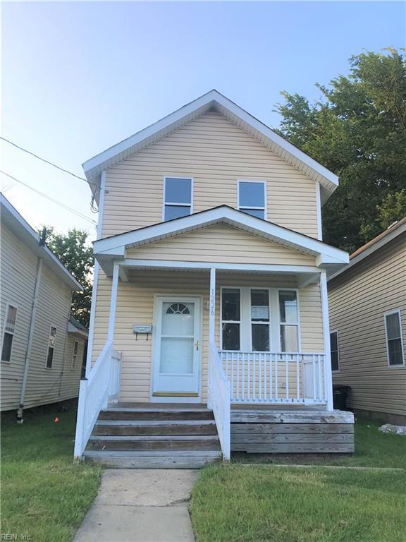 1226 Lindsay Ave, Portsmouth, VA 23704 (#10210165) :: Atkinson Realty