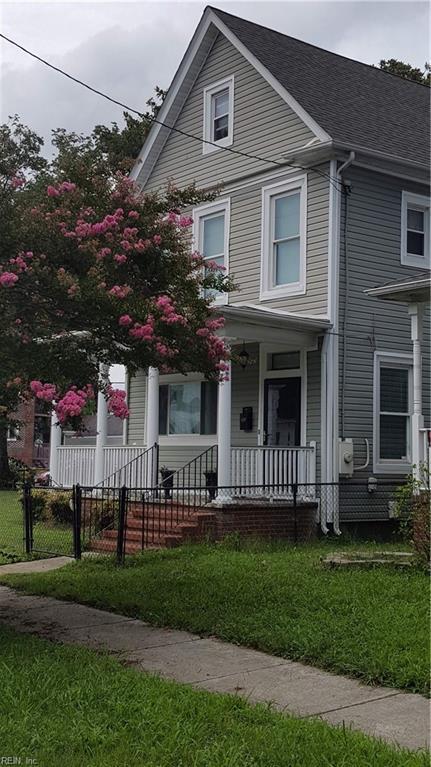 322 W 31st St, Norfolk, VA 23508 (#10210326) :: Austin James Real Estate