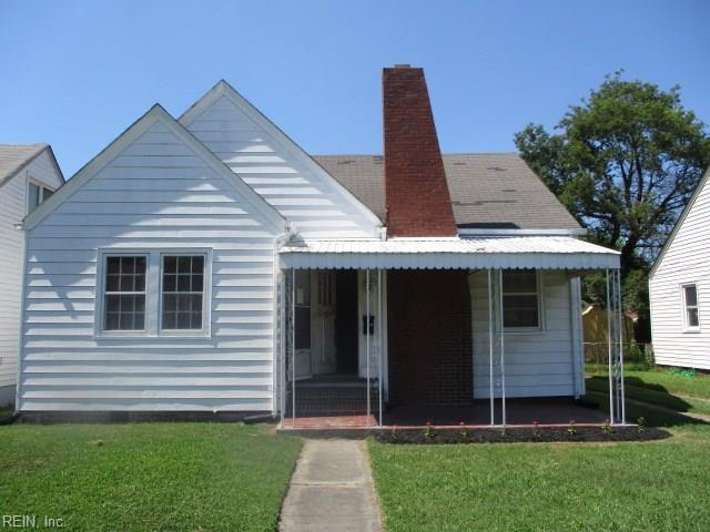 817 Orville Ave, Chesapeake, VA 23324 (#10210949) :: Atkinson Realty