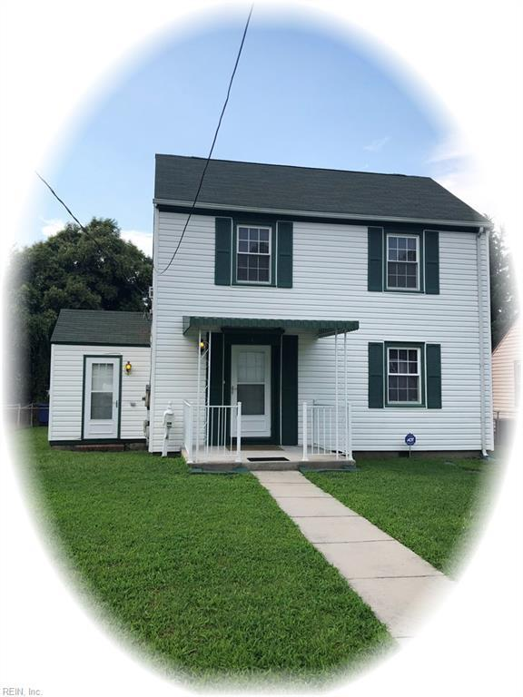 947 16th St, Newport News, VA 23607 (MLS #10211051) :: Chantel Ray Real Estate