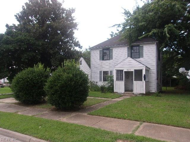945 19th St, Newport News, VA 23607 (MLS #10211055) :: Chantel Ray Real Estate