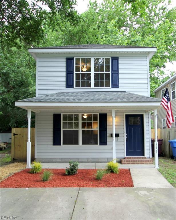 1101 Oldwood St, Chesapeake, VA 23324 (MLS #10211112) :: Chantel Ray Real Estate