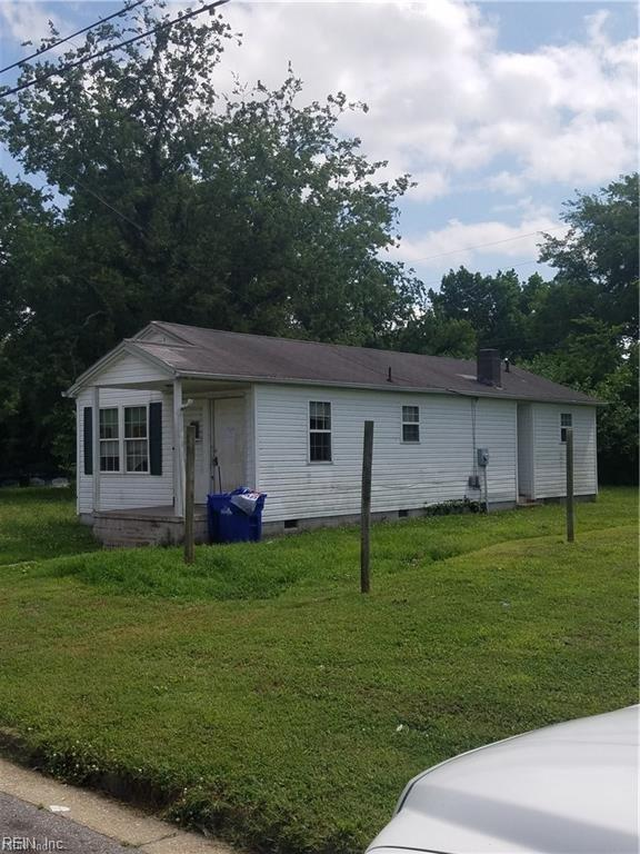 2500 Graham St, Portsmouth, VA 23704 (#10211310) :: Austin James Real Estate