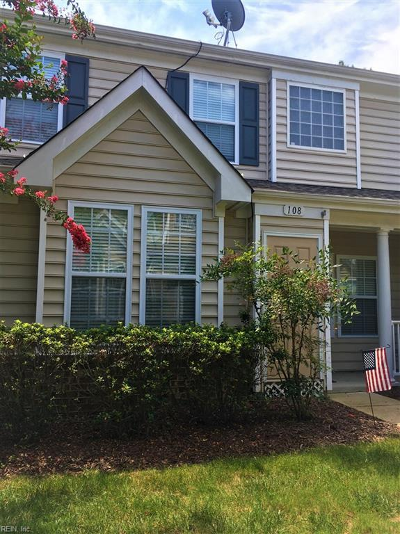 108 Ellis Dr, York County, VA 23692 (MLS #10211862) :: Chantel Ray Real Estate