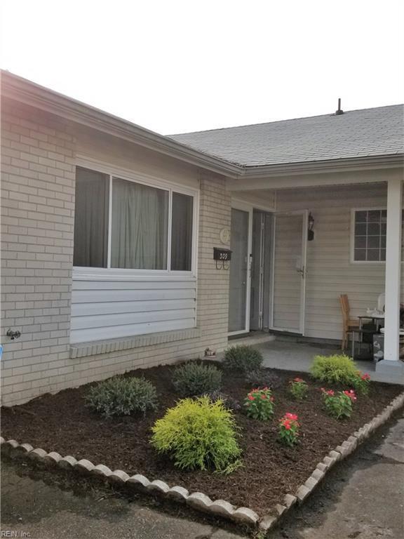 309 Big Bethel Rd, Hampton, VA 23666 (#10212249) :: Atlantic Sotheby's International Realty