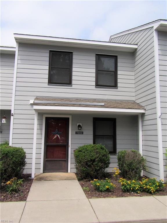 7859 Sunset Dr 4E, Gloucester County, VA 23072 (#10212480) :: Austin James Real Estate