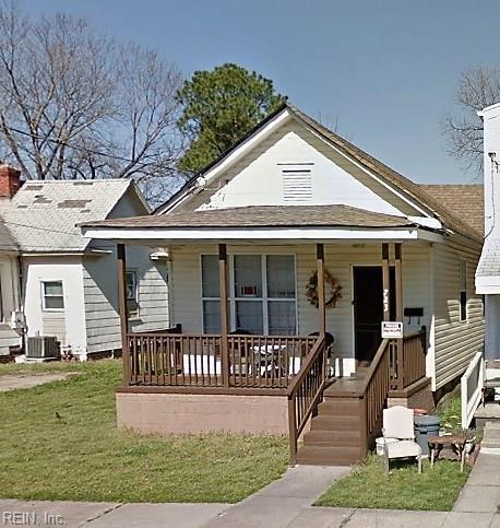 723 31st St, Newport News, VA 23607 (#10212526) :: Austin James Real Estate