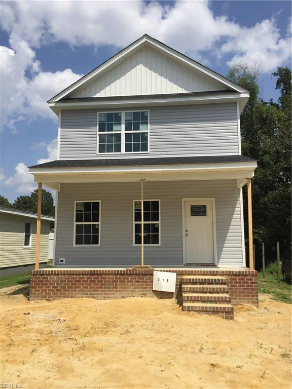 316 Woodruff St, Suffolk, VA 23434 (#10213159) :: RE/MAX Central Realty