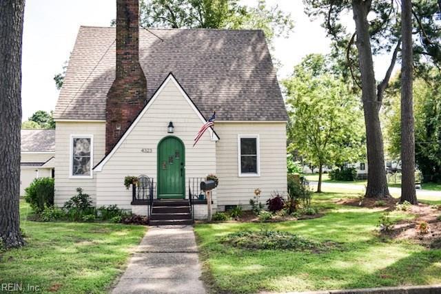 4323 County St, Portsmouth, VA 23707 (#10213286) :: The Kris Weaver Real Estate Team