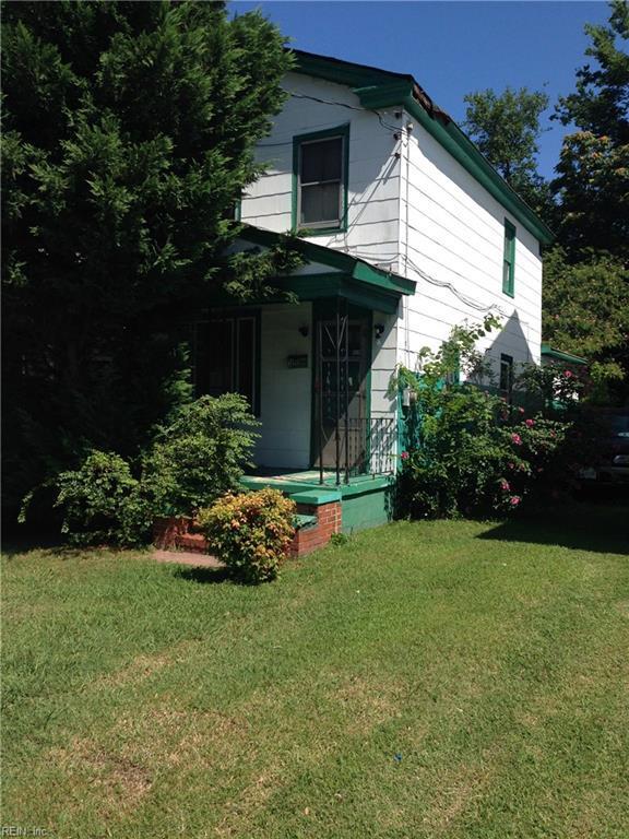 1228 Highland Ave, Portsmouth, VA 23704 (MLS #10213353) :: Chantel Ray Real Estate