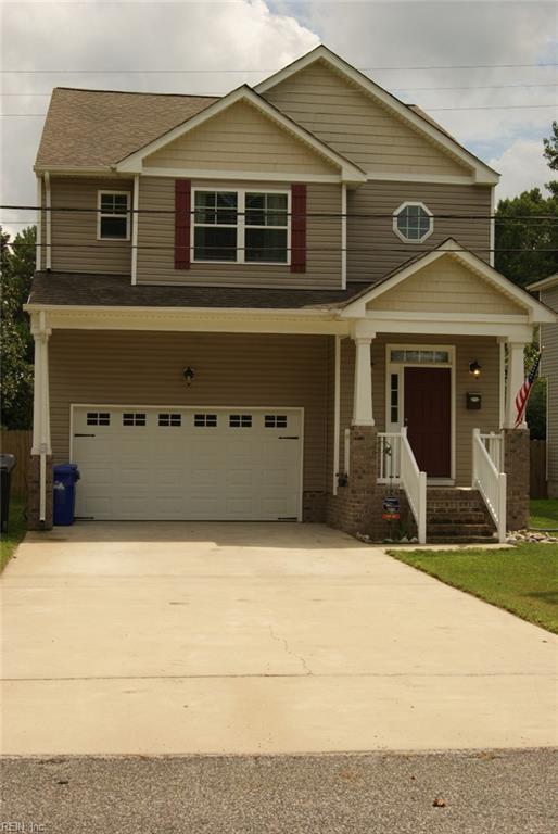300 Beacon Rd, Portsmouth, VA 23702 (MLS #10213683) :: Chantel Ray Real Estate