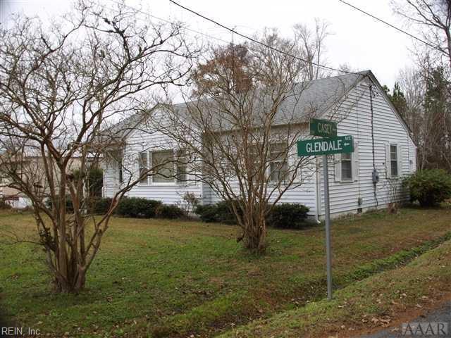 1200 Glendale Ave, Pasquotank County, NC 27909 (MLS #10215725) :: Chantel Ray Real Estate
