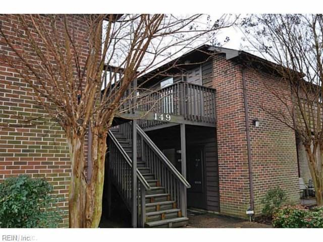 149 Windsor Castle Dr G, Newport News, VA 23608 (#10215850) :: Berkshire Hathaway HomeServices Towne Realty