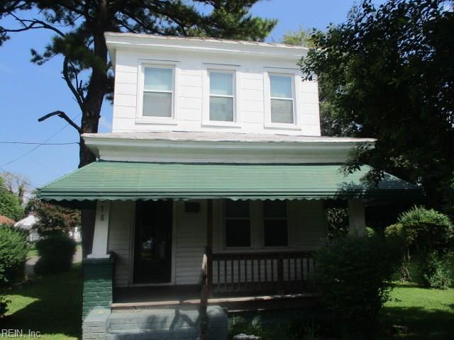 278 Roberta Ave, Portsmouth, VA 23707 (#10215925) :: The Kris Weaver Real Estate Team