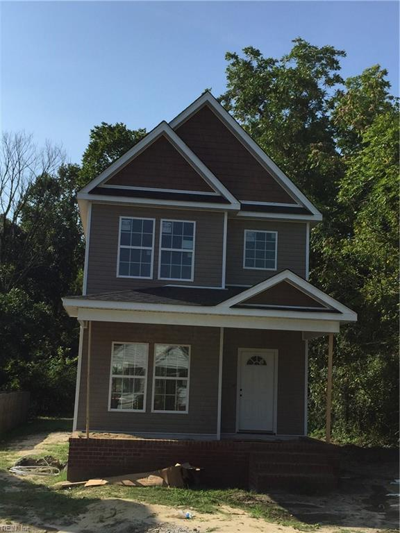 1309 Bethlehem St, Suffolk, VA 23434 (MLS #10216003) :: Chantel Ray Real Estate