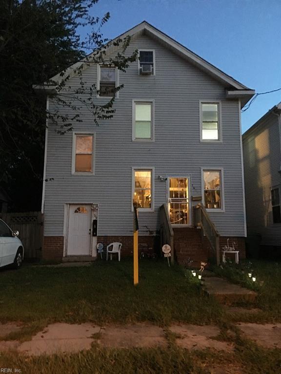 709 W 37th St, Norfolk, VA 23508 (#10216057) :: The Kris Weaver Real Estate Team