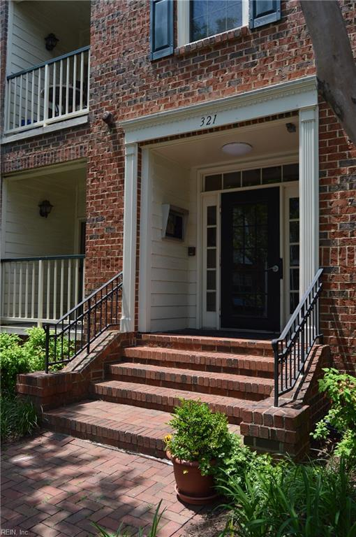 321 Duke St #130, Norfolk, VA 23510 (#10216234) :: Austin James Real Estate