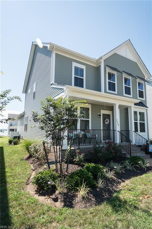 2378 Somerset Way, Gloucester County, VA 23072 (MLS #10216252) :: Chantel Ray Real Estate