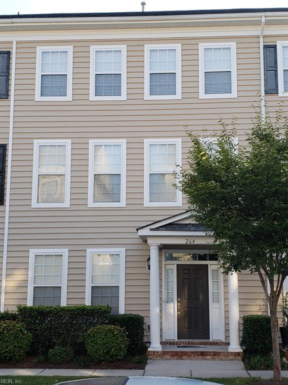 264 Feldspar St 100A, Virginia Beach, VA 23462 (#10216554) :: Austin James Real Estate