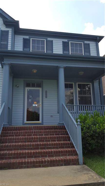 808 Bismarck Myrick St, Portsmouth, VA 23704 (#10216633) :: Vasquez Real Estate Group