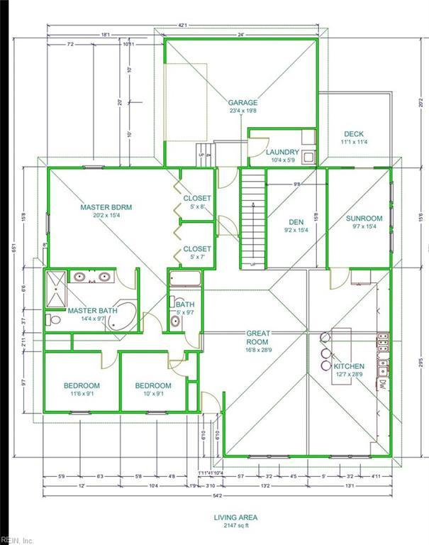 1992 Burson Dr B6, Chesapeake, VA 23323 (MLS #10216661) :: AtCoastal Realty