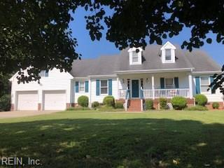 22354 Barrett Town Rd, Isle of Wight County, VA 23898 (#10216667) :: Austin James Real Estate