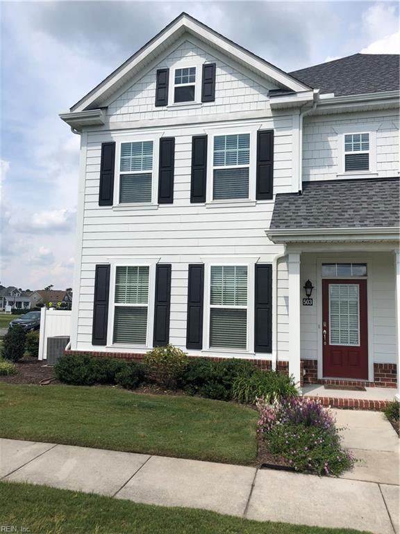 503 Nesbit Dr, Chesapeake, VA 23323 (MLS #10216756) :: AtCoastal Realty