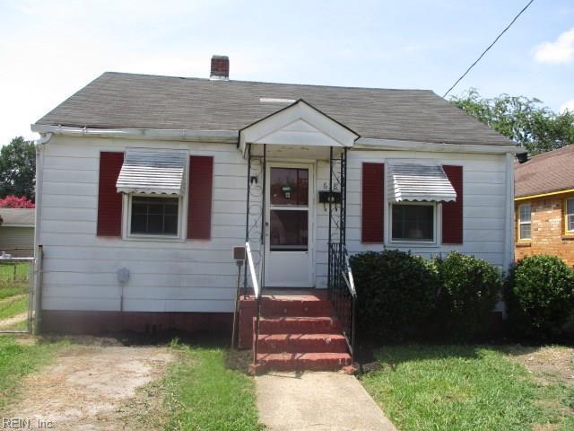 638 Partridge Ave, Chesapeake, VA 23324 (#10217538) :: The Kris Weaver Real Estate Team