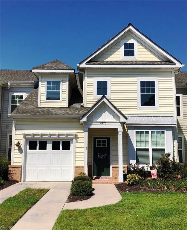 8420 Highland St, Norfolk, VA 23518 (#10218092) :: Austin James Real Estate