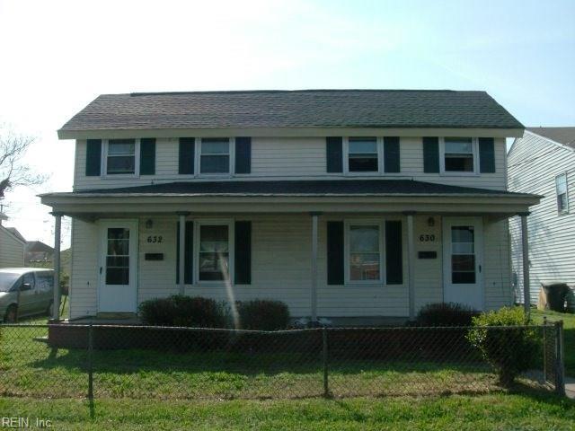 630 Hampton Ave, Newport News, VA 23607 (#10218113) :: The Kris Weaver Real Estate Team