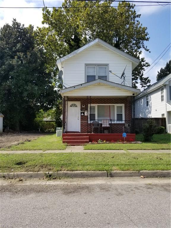 2229 Reservior Ave, Norfolk, VA 23504 (MLS #10218421) :: Chantel Ray Real Estate