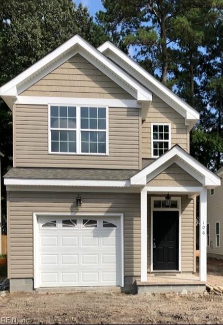 106 S Boggs Ave, Virginia Beach, VA 23452 (#10218658) :: The Kris Weaver Real Estate Team