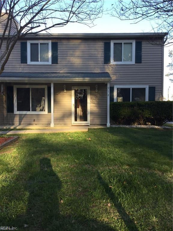 912 Cherry Creek Dr, Newport News, VA 23608 (#10218690) :: Abbitt Realty Co.
