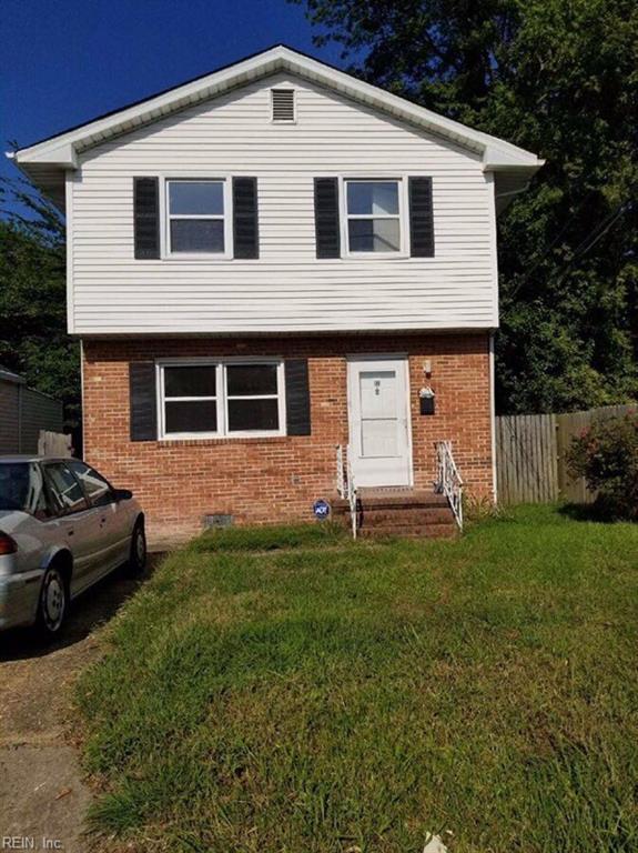 121 E County St, Hampton, VA 23663 (#10218695) :: Atkinson Realty