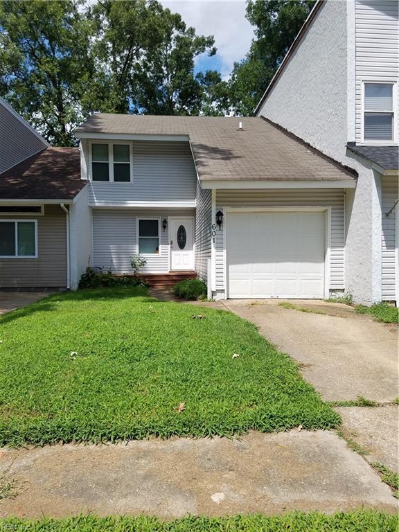 601 Pine Bnd, Chesapeake, VA 23320 (MLS #10218762) :: AtCoastal Realty