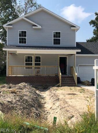 461 Seaboard Ave, Hampton, VA 23664 (#10218849) :: The Kris Weaver Real Estate Team