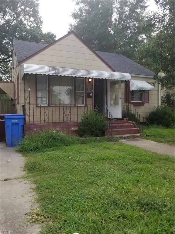 810 Hughes Ave, Chesapeake, VA 23324 (#10218856) :: Atkinson Realty