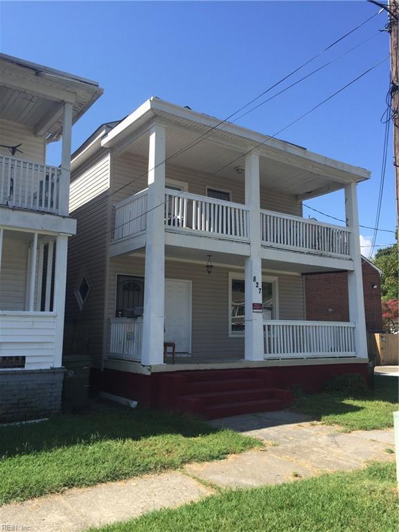 827 28th St, Norfolk, VA 23508 (#10218874) :: Abbitt Realty Co.