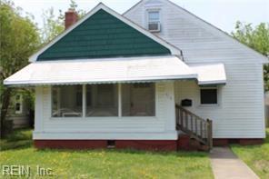 375 Hobson Ave, Hampton, VA 23661 (#10218896) :: Abbitt Realty Co.