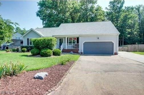 2604 Twin Cedar Trl, Chesapeake, VA 23323 (#10218989) :: Berkshire Hathaway HomeServices Towne Realty