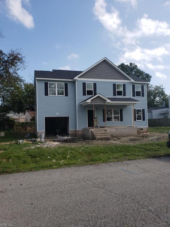 23 W Southampton Ave, Hampton, VA 23669 (#10219224) :: Atkinson Realty